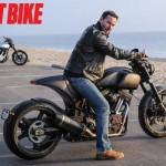 めざましがキアヌ・リーブス のバイクとアクション映画紹介